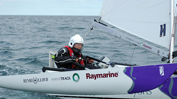 All Rounder Profile: Geoff Holt Image 4 | Raymarine - A Brand by FLIR