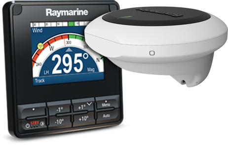 Evolution Autopilot - Sailing Today 2015 Award Winner | Raymarine