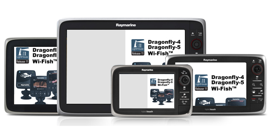 Download gratuito su display multifunzione  | Raymarine da FLIR
