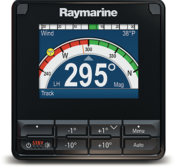 Find out more about the p70s Autopilot Control Head | Raymarine