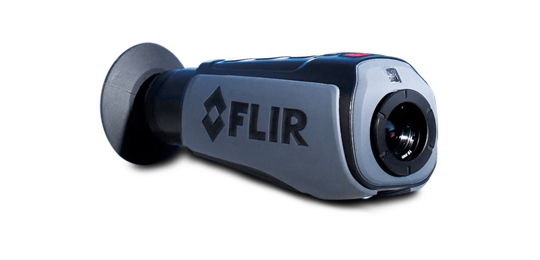 The FLIR Ocean Scout | Raymarine by FLIR