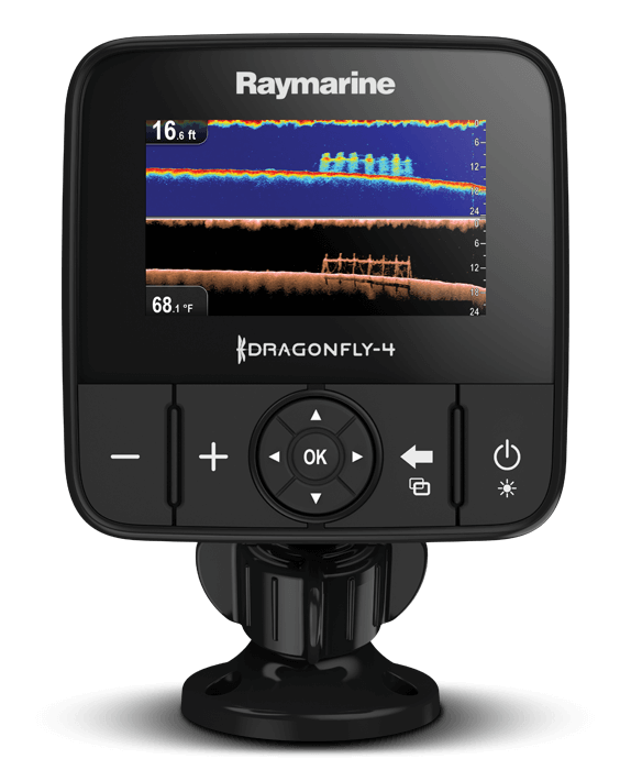 Buy Direct - Dragonfly 4DV and 4DVS | Raymarine - A Brand by FLIR
