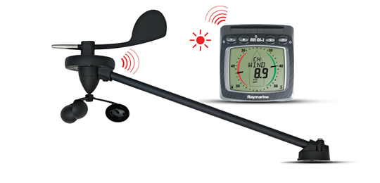 T101 Wireless Multi Wind System | Raymarine - A Brand by FLIR