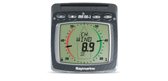 T112 Multifunction Wireless Analogue Display | Raymarine - A Brand by FLIR