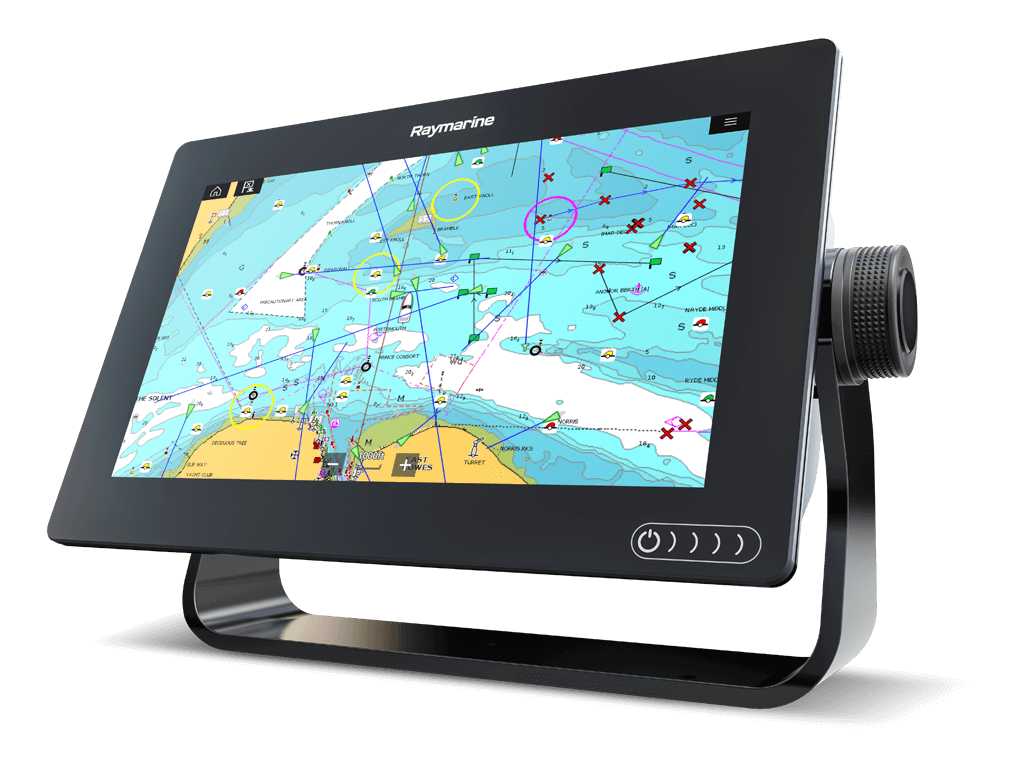 NUOVO display multifunzione Axiom | Raymarine by FLIR