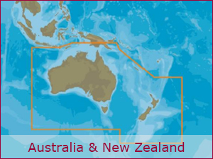 C-MAP Cartography - Aus / N.Zealand Bundle | Raymarine Cartography