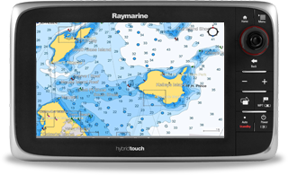 C-MAP - View Coverage Online | Raymarine Cartograghy