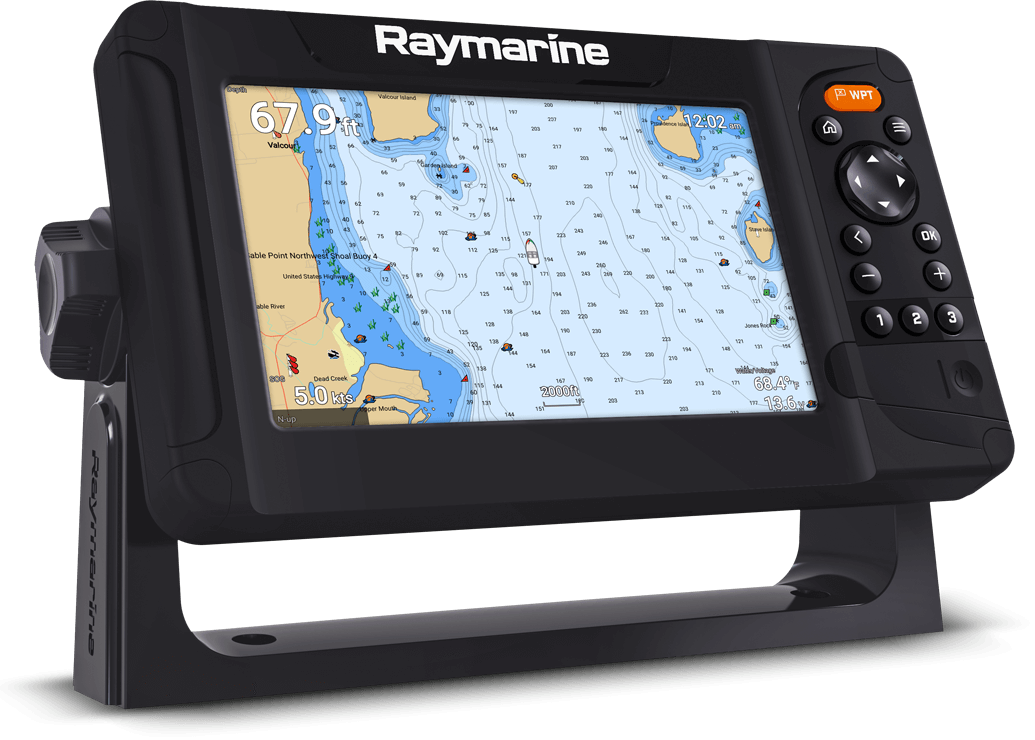 Element - Mappatura intelligente | Raymarine - Un marchio FLIR