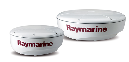 Antenne radome digitali e HD Color Raymarine | Raymarine da FLIR