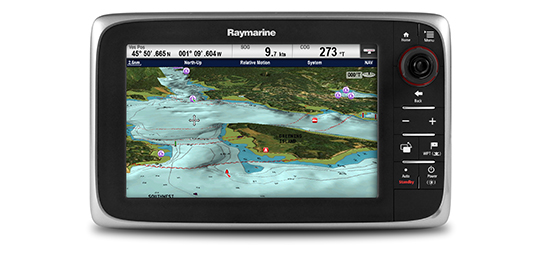 Sonar Transducers for cSeries Multifunctions Displays | Raymarine by FLIR