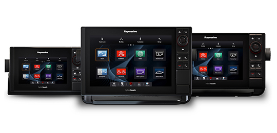 eS Series Multifunction Display Media Resources | Raymarine