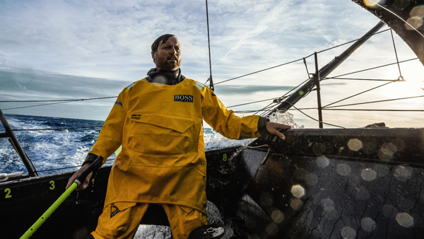 Sailor Profile: Alex Thomson  | Raymarine - A Brand by FLIR