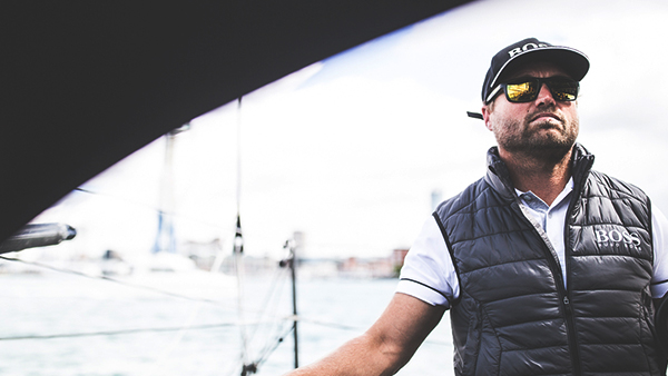 Sailor Profile: Alex Thomson Image 4 | Raymarine - A Brand by FLIR