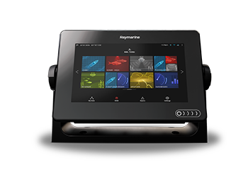 Axiom 7 Multifunction Display | Raymarine - A Brand by FLIR