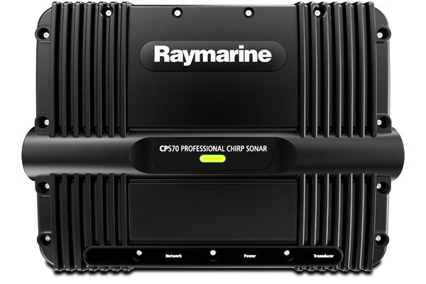 CP570 - Serious Offshore Sonar   Raymarine