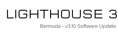 Sistema operativo LightHouse 3 - Aggiornamento software Bermuda 3.10 | Raymarine by FLIR
